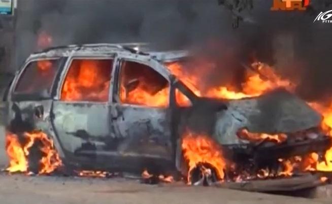 Nổ gas ở Nigeria gây nhiều thương vong