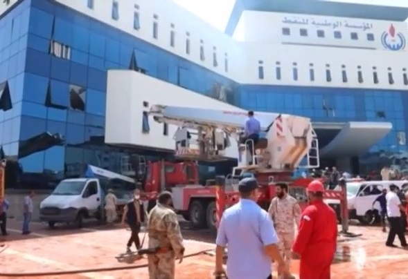 IS nhận tấn công trụ sở tập đoàn dầu mỏ ở Libya