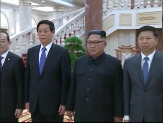 Triều Tiên hy vọng củng cố quan hệ với Trung Quốc