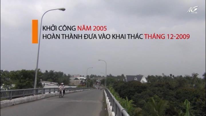 Bất hợp lý từ dự án BOT cầu sông Cái Nhỏ
