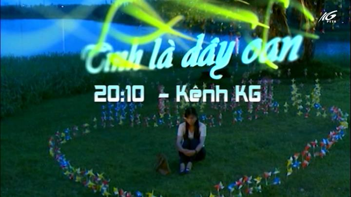 20h00 kênh KG: Tình là dây oan