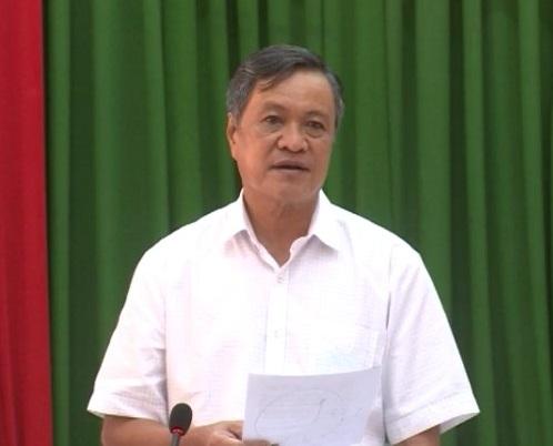 Chủ tịch UBND tỉnh làm việc tại Phú Quốc