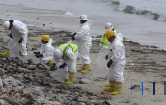 Nguy cơ ô nhiễm do tràn dầu ở Vịnh Mexico