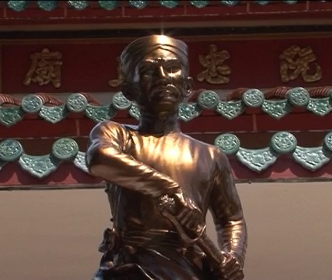 Khí phách Anh hùng dân tộc Nguyễn Trung Trực