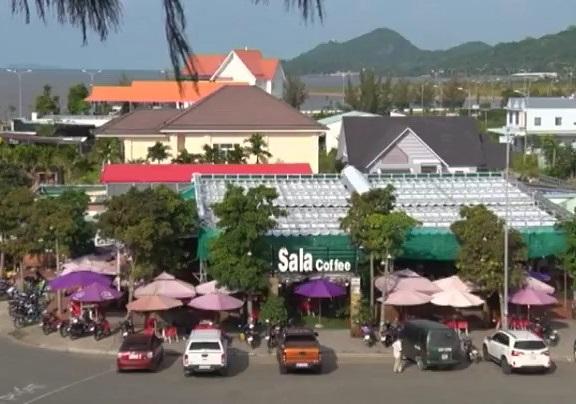 Hà Tiên - Thành phố biển vươn mình