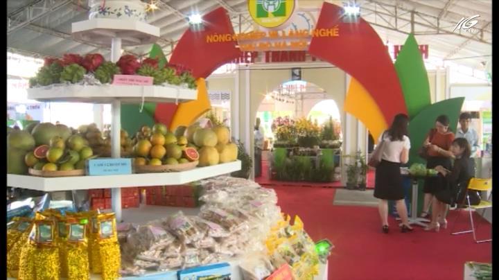Kiên Giang khẳng định chất lượng nông sản