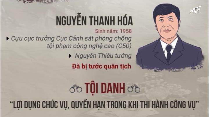 Xét xử cựu Trung tướng Phan Văn Vĩnh