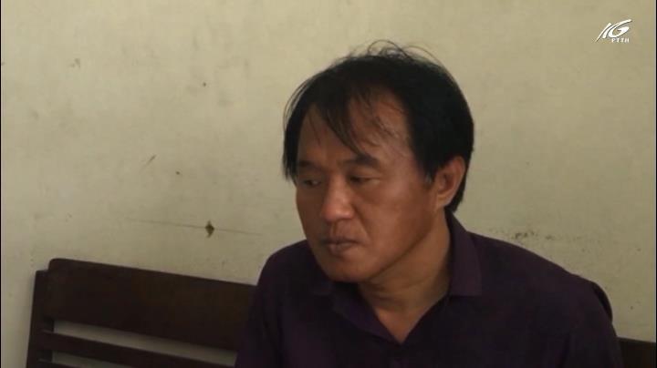 Bắt giữ một người Hàn Quốc cướp tài sản