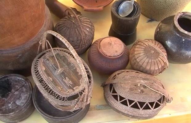 Độc đáo các sản phẩm văn hoá Khmer