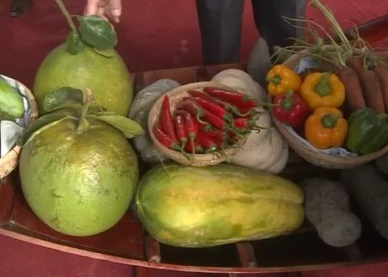 Tổ chức hội chợ nông nghiệp công nghệ cao
