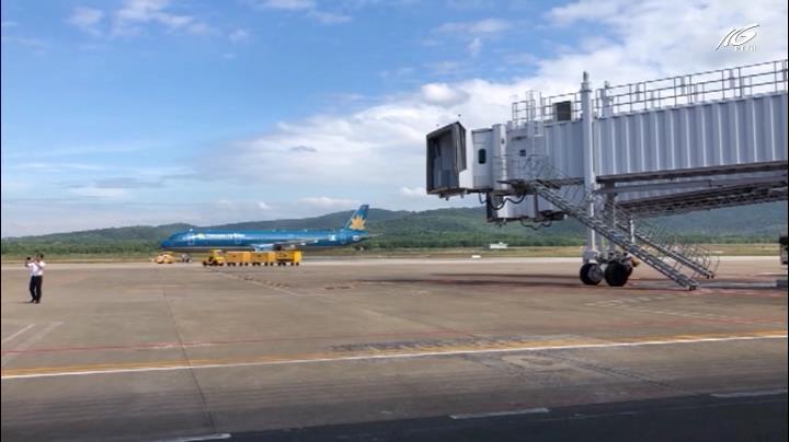 Nha ga 1.000 tỉ ở Phú Quốc đi vào hoạt động