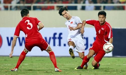 Triều Tiên chưa chơi hết sức trước VN