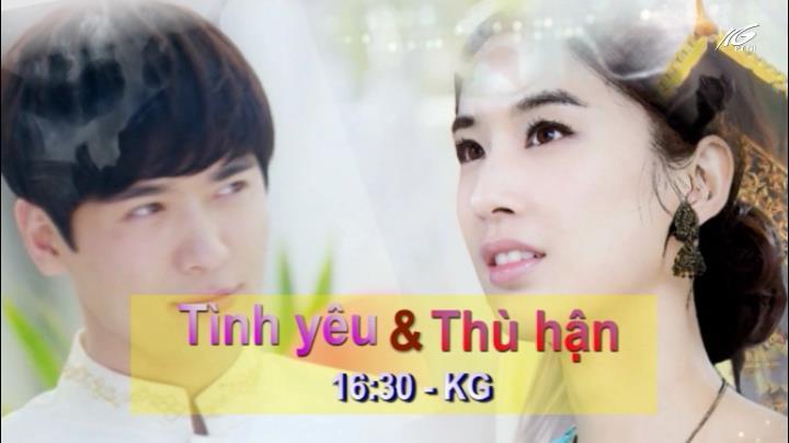 16h30 kênh KG: Tình yêu và thù hận
