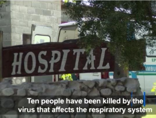 Argentina lo sợ dịch vi rút Hanta bùng phát