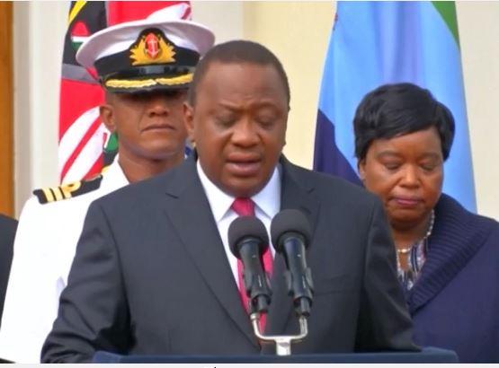 Kenya: Chiến dịch tiêu diệt khủng bố
