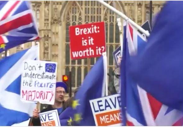 Lo ngại nguy cơ Quốc hội giành kiểm soát Brexit
