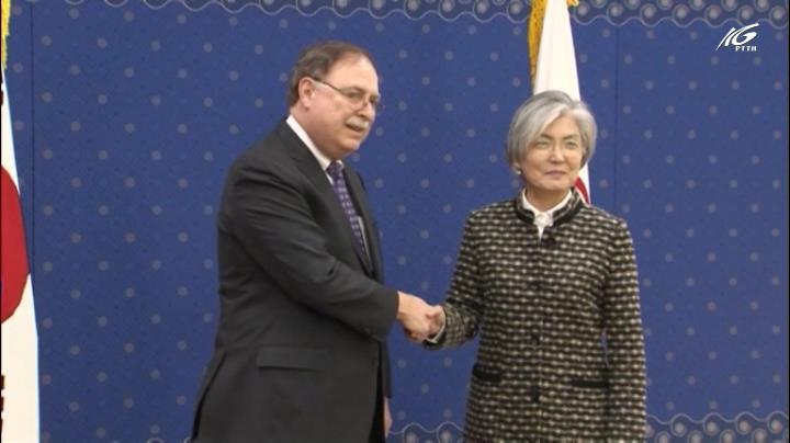 Hàn Quốc và Mỹ chia sẻ chi phí quốc phòng
