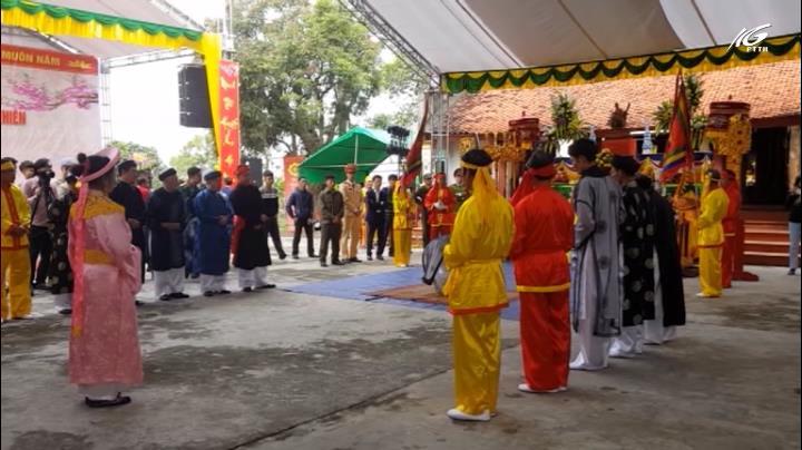 Độc đáo lễ hội thề 'không tham nhũng'