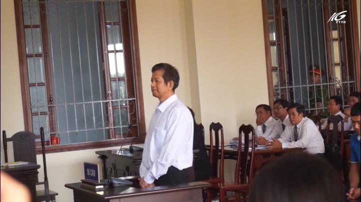 Nguyên giám đốc Vietcombank Tây Đô hầu tòa
