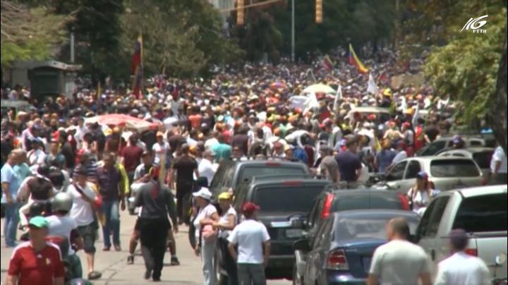 Mỹ rút hết các nhà ngoại giao khỏi Venezuela