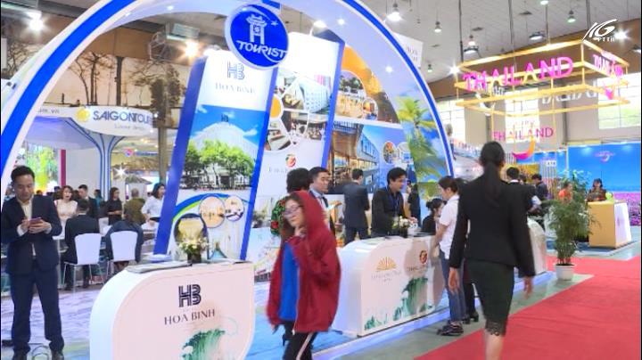 Quảng bá du lịch Kiên Giang tại Hội chợ Du lịch Quốc tế Việt Nam 2019