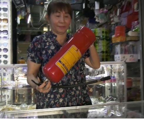 Tăng cường công tác phòng chóng cháy ở chợ
