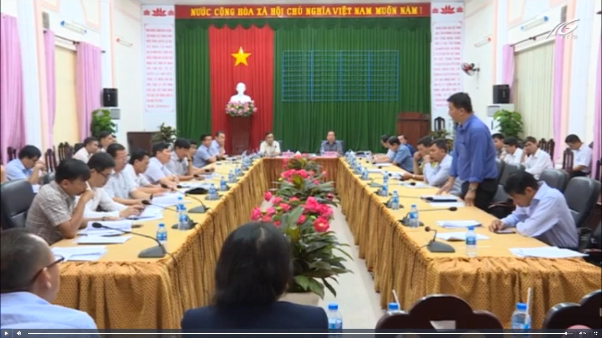 Giải quyết khó khăn, vướng mắc của doanh nghiệp tại huyện Phú Quốc