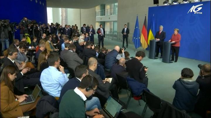 Nga tham gia tiến trình chính trị tại Donbass