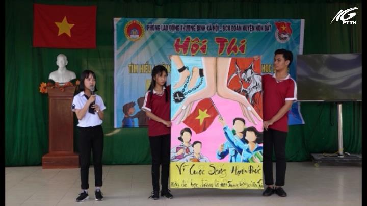 Tuyên truyền phòng chống ma túy, bạo lực học đường