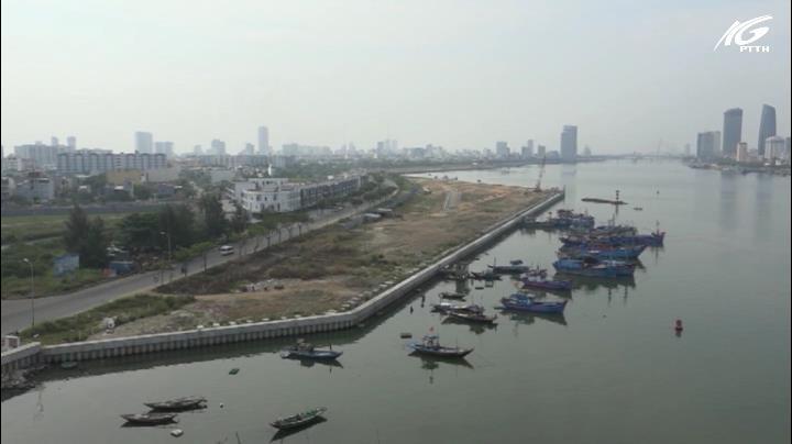 Đà Nẵng lấn sông Hàn xây biệt thự