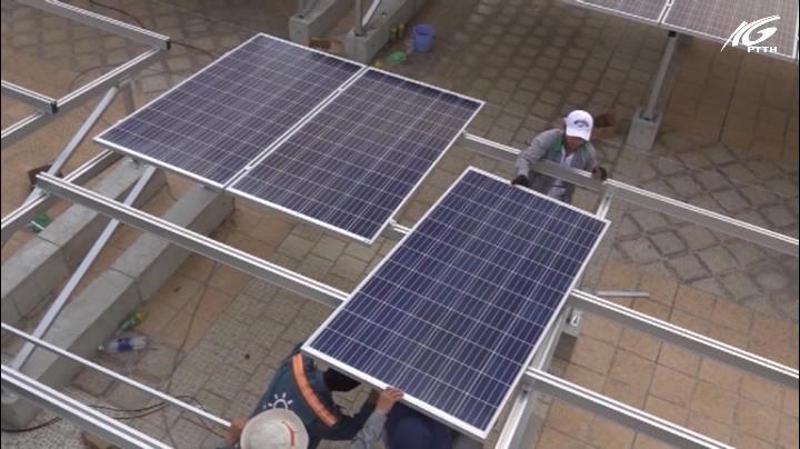 Giá bán điện mặt trời đã được gỡ vướng mắc