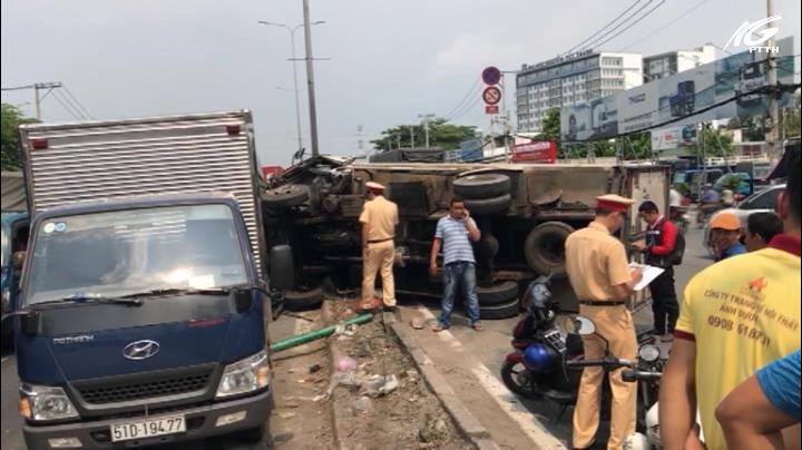 66 người chết vì tai nạn giao thông trong 3 ngày lễ