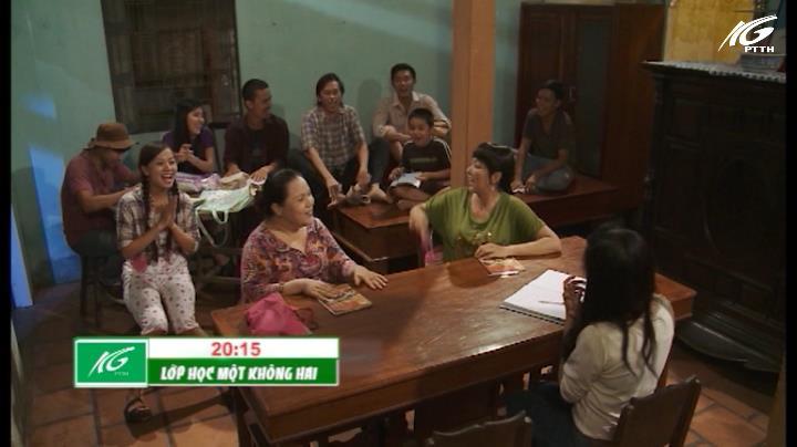 20h15 kênh KG: Lớp học một không hai
