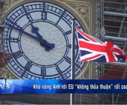 Khả năng Anh rời EU