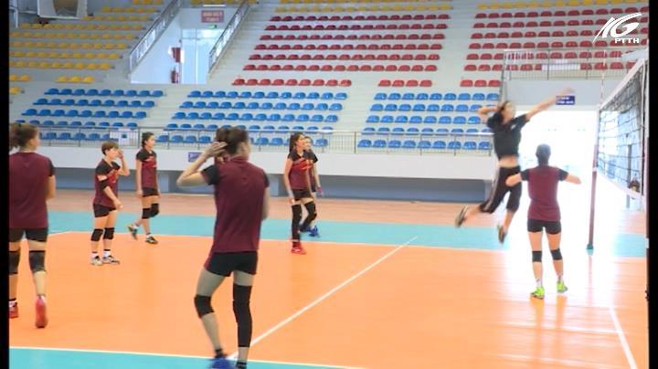 Các đội dự giải BC VTV9 có buổi tập đầu tiên