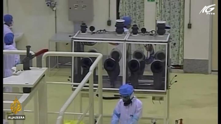 Iran tăng sản lượng Urani làm giàu cấp độ thấp