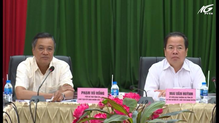 Xử lý vướng mắc cho DN đầu tư ở Phú Quốc