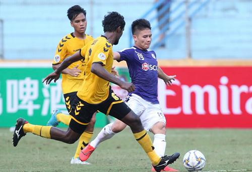 Quang Hải nghỉ thi đấu ở V-League vì quá tải