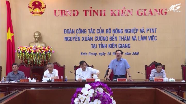 Kiên Giang có lợi thế đặc biệt trong phát triển kinh tế