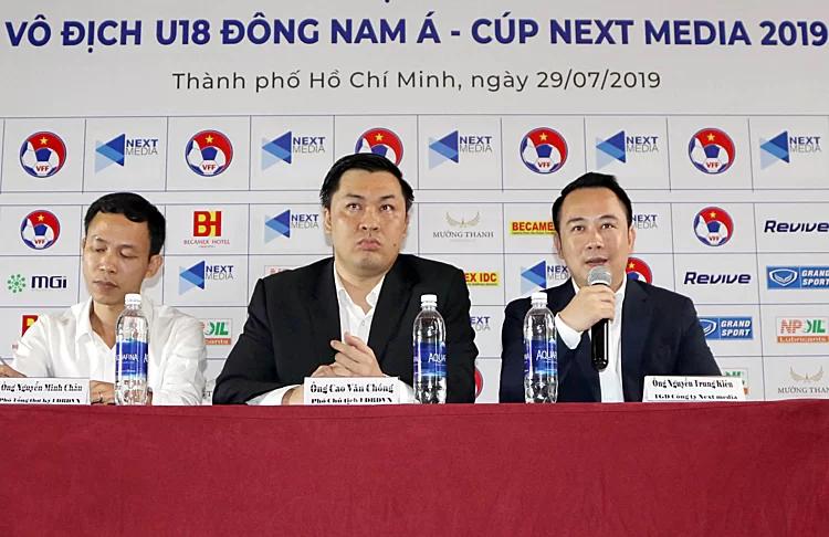 Giải U18 Đông Nam Á mở cửa tự do cho khán giả