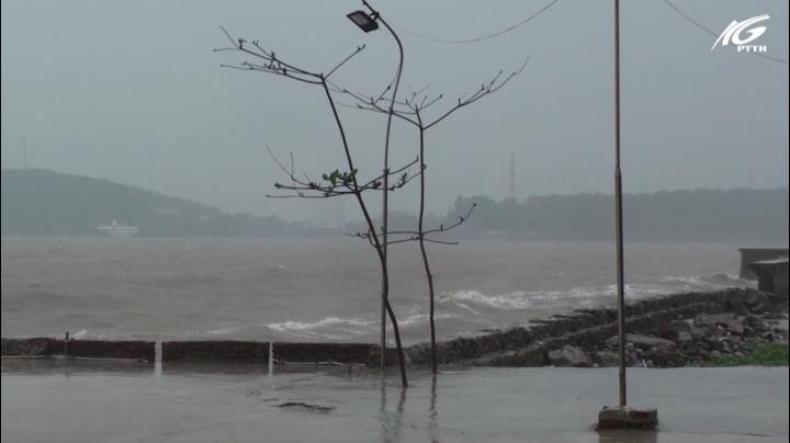 Bão số 3 đổ bộ Quảng Ninh - Hải Phòng, gió giật cấp 11