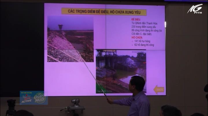 14 tàu cá tỉnh Quảng Bình bị mất liên lạc khi đi trú bão số 3