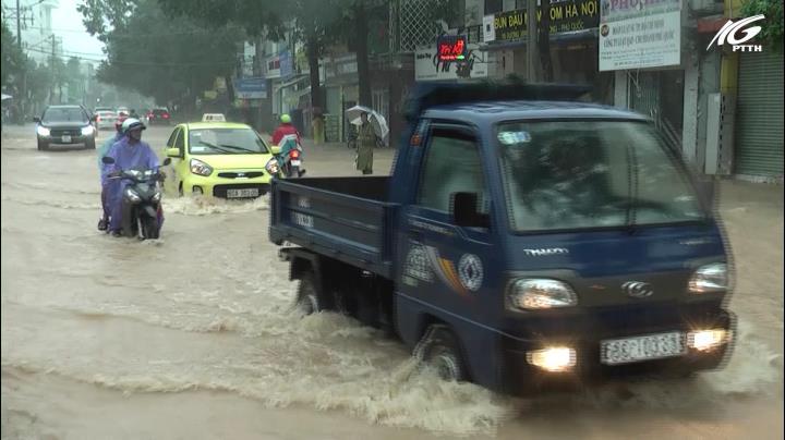 Phú Quốc ngập nặng chưa từng thấy