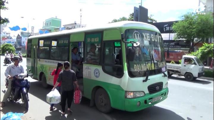 Cần Thơ sẽ mở 5 tuyến xe buýt không trợ giá