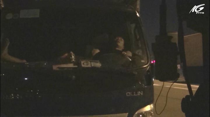 Nhiều tài xế dừng xe đường cao tốc để ngủ