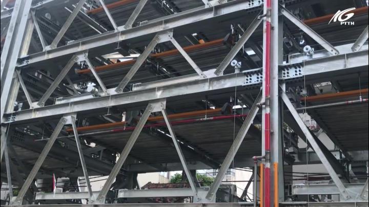 Đà Nẵng thí điểm lắp bãi đỗ xe cao tầng