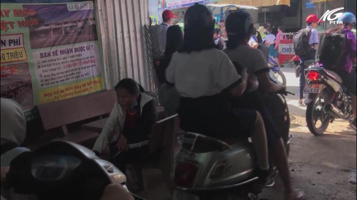 Học sinh đi xe máy: Năm học mới, nỗi lo cũ