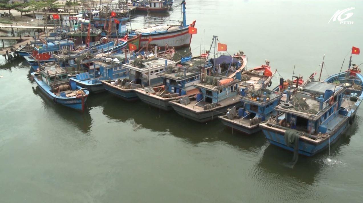 Cần gỡ khó cho tàu cá không đạt chuẩn đánh bắt ở vùng khơi
