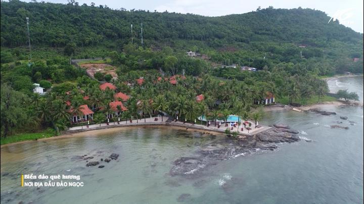 Nơi địa đầu đảo Ngọc