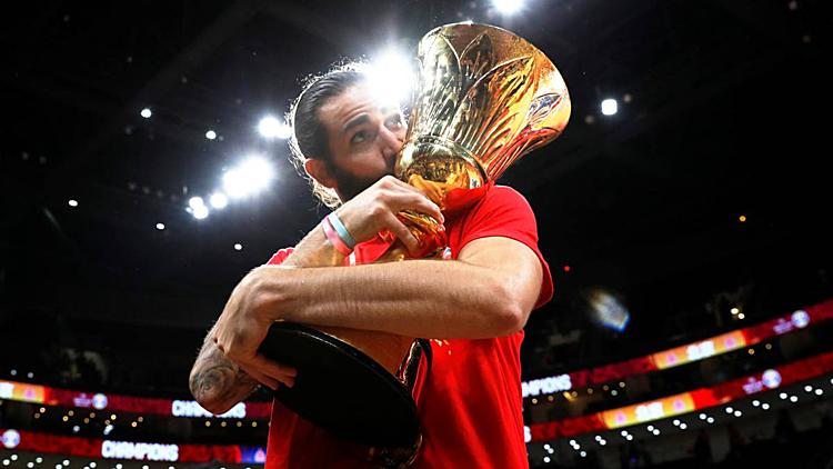 Tây Ban Nha vô địch World Cup bóng rổ